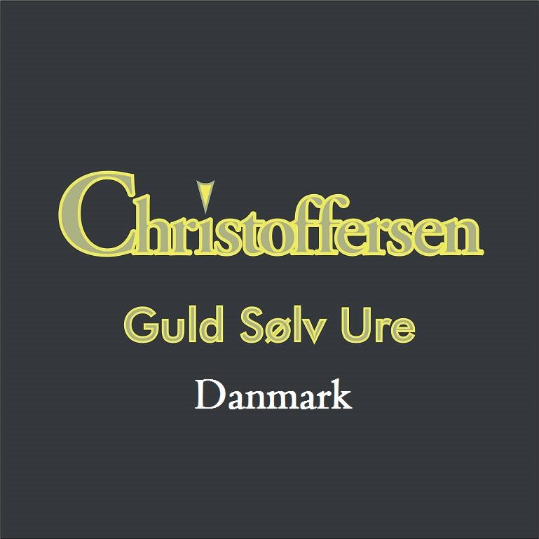 ChristoffersenGuldSølvUre_logo